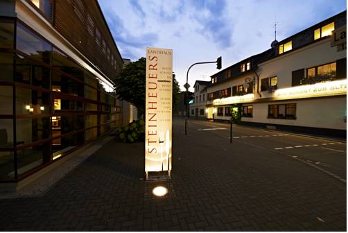 Steinheuers Hotel Restaurant Zur Alten Post Cover Picture