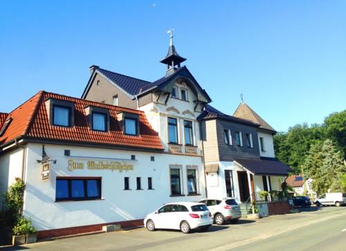 Hotel Waldschlösschen Cover Picture