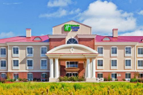Holiday Inn Express Hotel & Suites-Magee Cover Picture