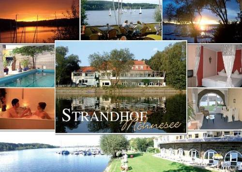 Hotel Strandhof Möhnesee Cover Picture