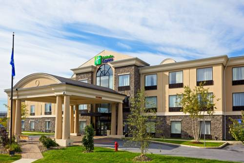 Holiday Inn Express Hotel & Suites Chester Cover Picture