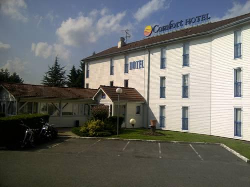 Comfort Hotel Lagny Marne-la-Vallée Cover Picture