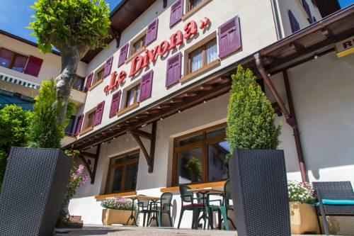Hôtel Le Divona Cover Picture