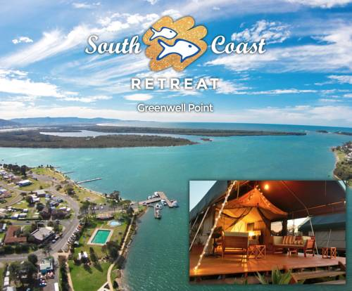 South Coast Retreat Cover Picture
