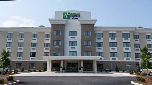 Holiday Inn Express and Suites West Ocean City Cover Picture