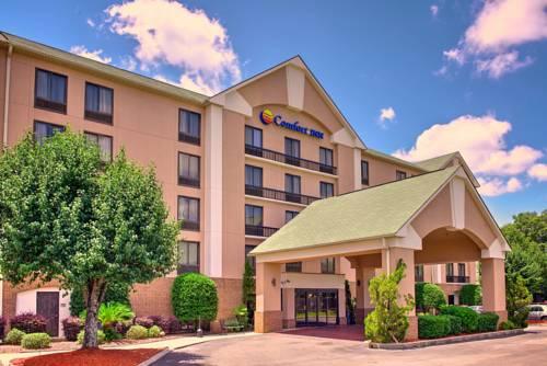Comfort Inn Pensacola - University Area Cover Picture