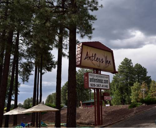 Antlers Inn Cover Picture