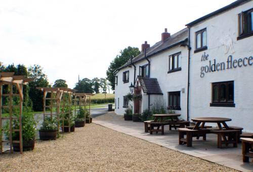 The Golden Fleece Inn Cover Picture