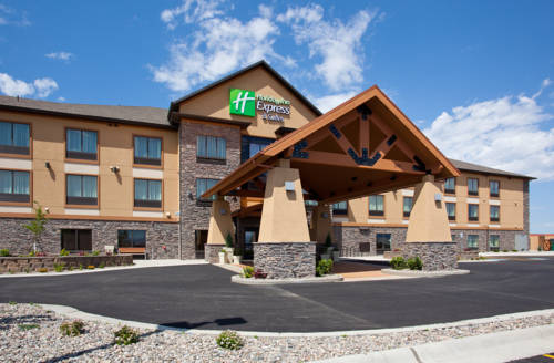 Holiday Inn Express and Suites Helena Cover Picture