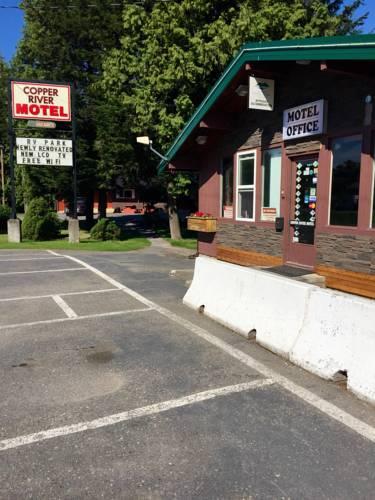 Copper River Motel Cover Picture