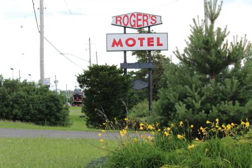 Rogers Motel Cover Picture