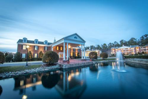 Holiday Inn Club Vacations Williamsburg Resort Cover Picture