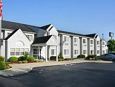 Microtel Inn & Suites by Wyndham Burlington Cover Picture