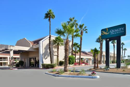 Quality Inn & Suites Indio I-10 Cover Picture