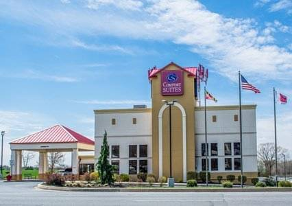 Comfort Suites Hagerstown Cover Picture