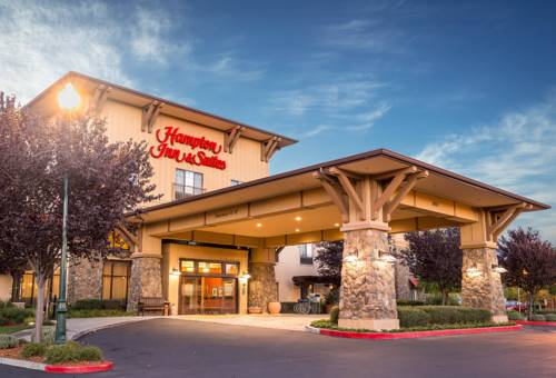 Hampton Inn & Suites Windsor-Sonoma Wine Country Cover Picture