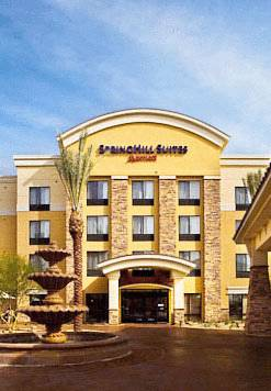 SpringHill Suites Phoenix Glendale Sports Cover Picture