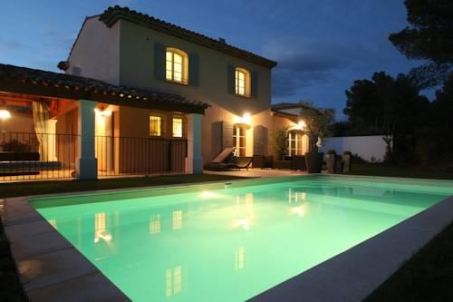 Ma Villa en Provence Cover Picture