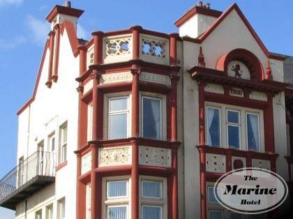 The Marine Hotel Cover Picture