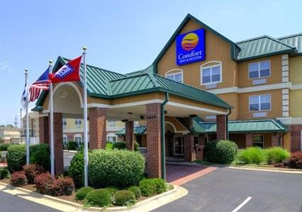 Comfort Inn & Suites Fayetteville Cover Picture