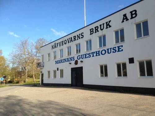 Brukets Marina Guest House Cover Picture