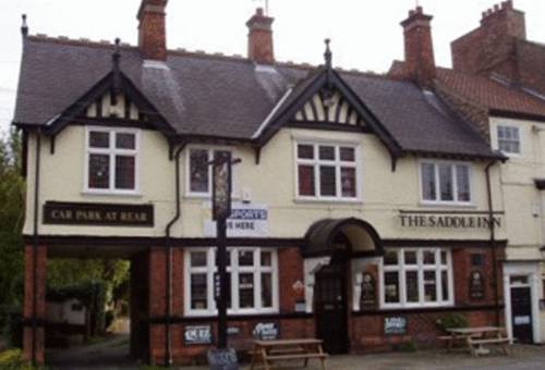 The Saddle Inn Cover Picture