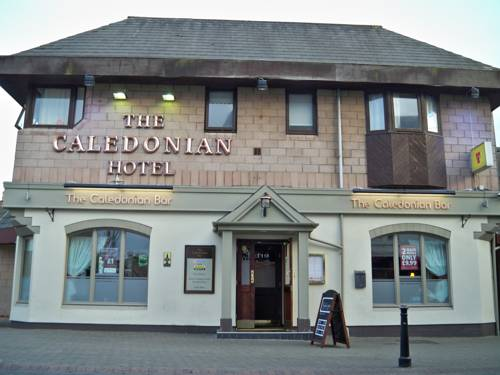 The Caledonian Hotel Cover Picture