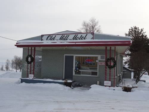 Old Mill Motel Cover Picture