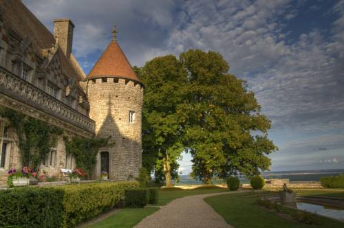 Hattonchatel Chateau Cover Picture