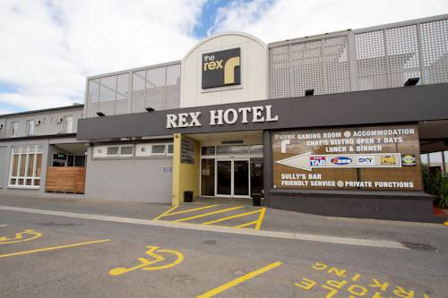 Rex Hotel Adelaide Cover Picture