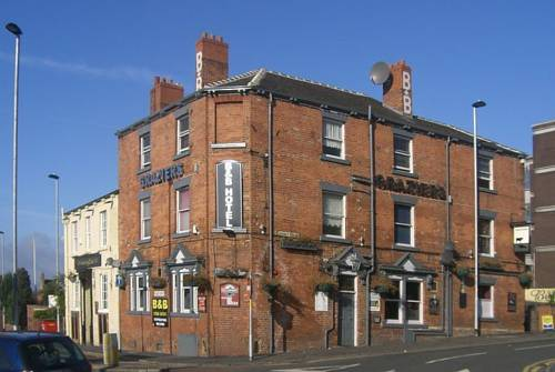Graziers Arms Cover Picture
