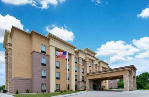 Hampton Inn Iowa City/University Area Cover Picture