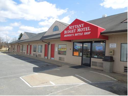 Nittany Budget Motel Cover Picture