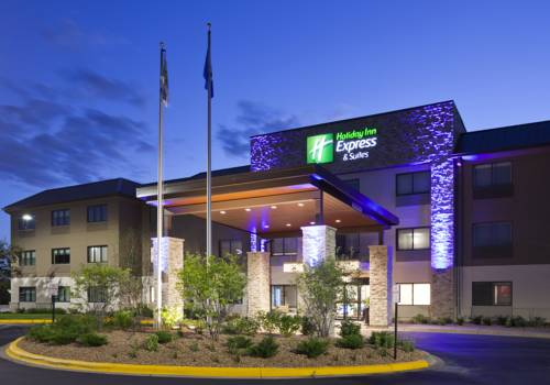 Holiday Inn Express Hotel & Suites Minneapolis-Golden Valley Cover Picture