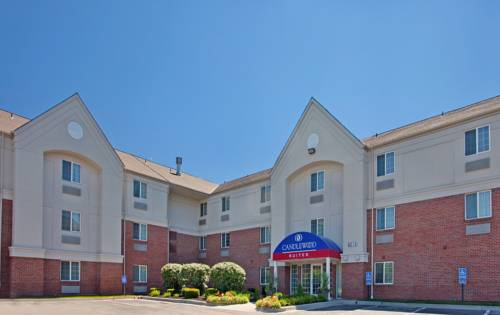 Candlewood Suites Kansas City-Overland Park Cover Picture