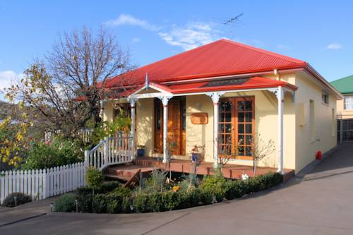 Hobart Quayside Cottages Cover Picture