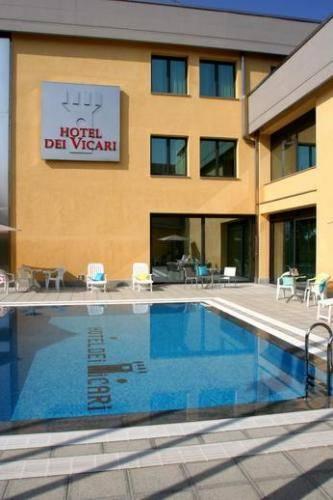 Hotel Dei Vicari Cover Picture