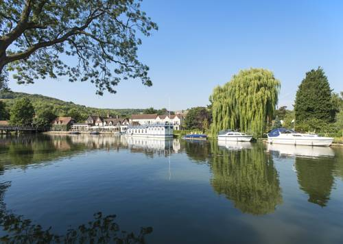 Swan At Streatley Cover Picture