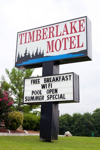 Timberlake Motel Cover Picture