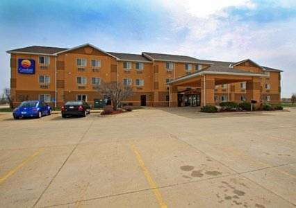 Comfort Inn & Suites Mount Pleasant Cover Picture