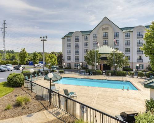 Comfort Suites Hanes Mall Cover Picture