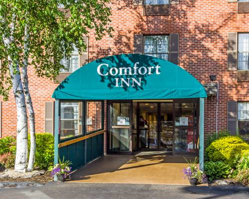 Comfort Inn South Portland Cover Picture