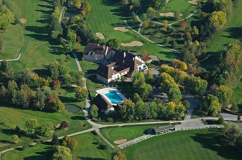Golf Hotel Resort Du Val De Sorne Cover Picture