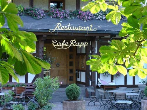 Hotel Restaurant Café Rapp Cover Picture