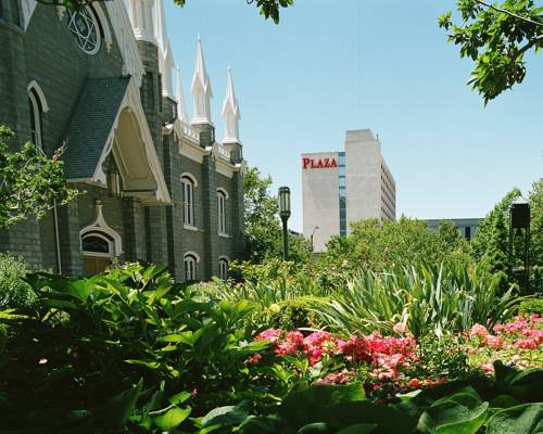 Salt Lake Plaza Hotel at Temple Square Cover Picture