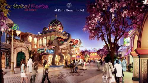 Al Raha Beach Hotel Cover Picture