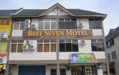 Best Seven Motel Cover Picture