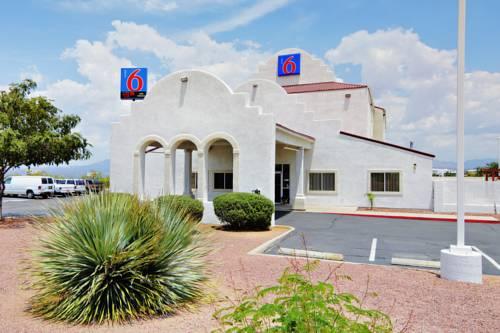 Motel 6 Benson Cover Picture