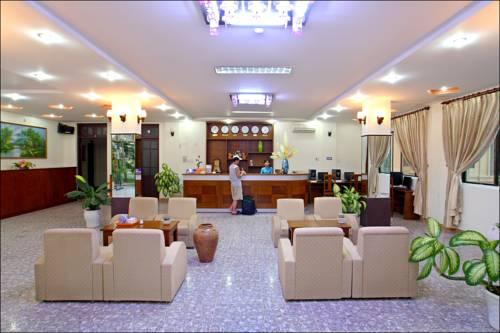 Cua Dai Beach Hotel Cover Picture