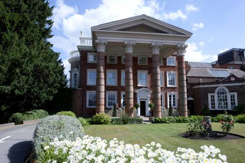 Hendon Hall Cover Picture